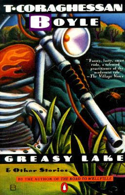 Greasy Lake Analysis