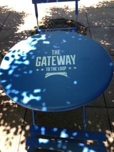 Tabletop of Gateway to the Loop