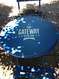 Tabletop of Gateway to the Loop